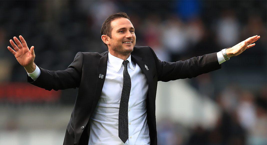 Chelsea must respect Derby in Frank Lampard pursuit - Bóng Đá