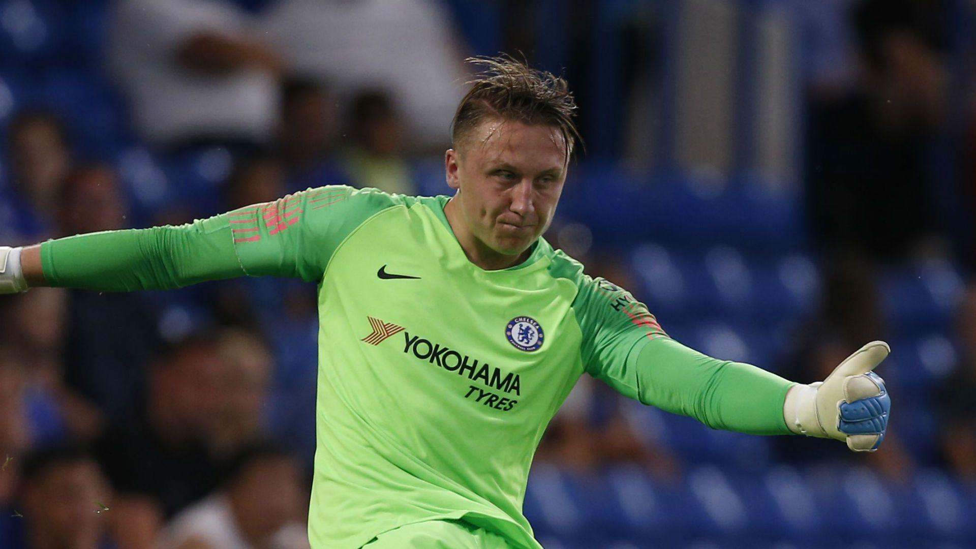 Thủ thành người Ba Lan chia sẻ về quyết định chia tay Chelsea - Bóng Đá