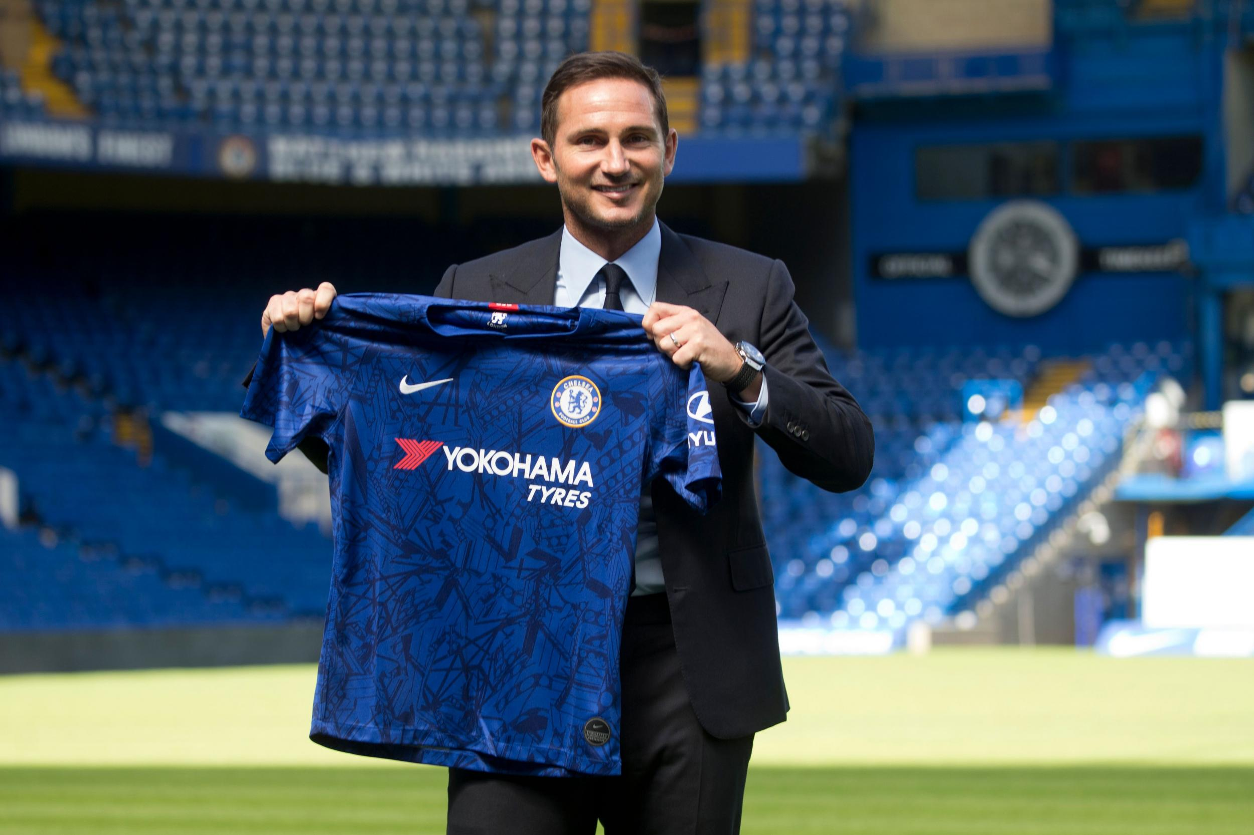 Frank Lampard will demand commitment from Chelsea players - Bóng Đá