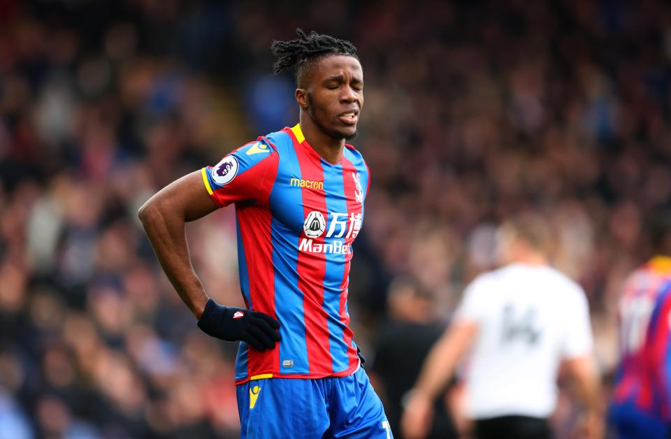 WHY DARREN LEWIS' (AND CRYSTAL PALACE'S) VALUATION OF WILFRIED ZAHA IS SOME WAY OFF - Bóng Đá