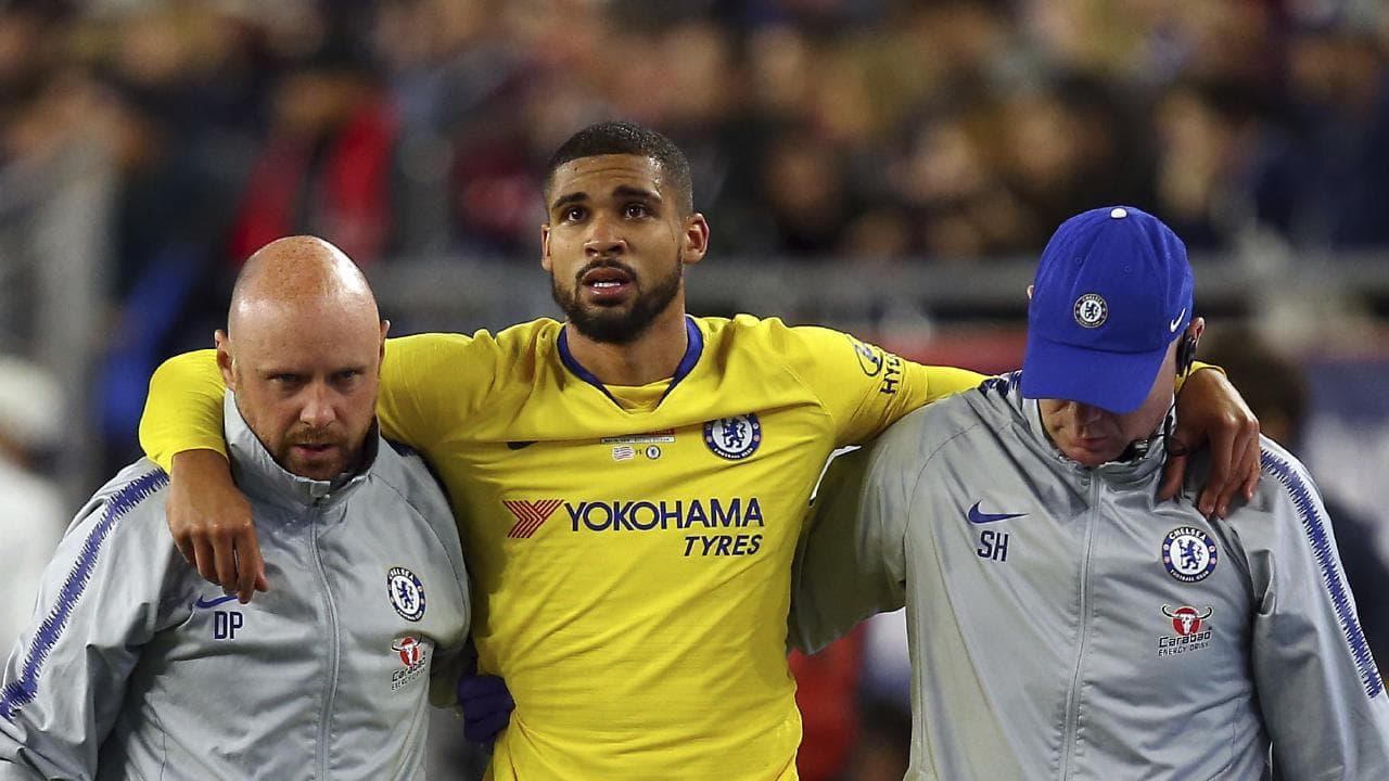 Chelsea midfielder Loftus-Cheek: I'll take my time to come back  - Bóng Đá