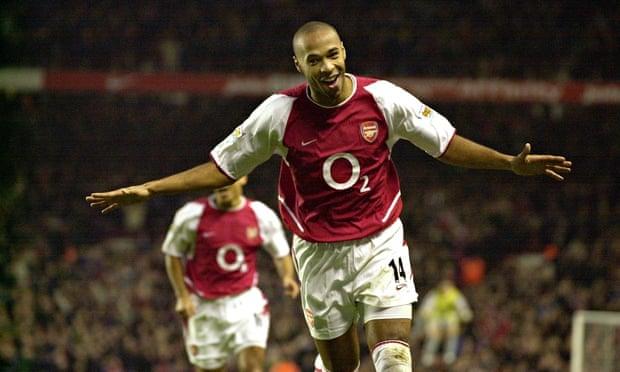 Arsenal power rankings: The 10 greatest players under Arsene Wenger - Bóng Đá