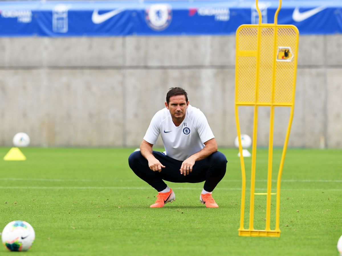 Lampard Happy With Chelsea Efforts - Bóng Đá