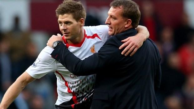 Rodgers muốn 'giữ kín' thông tin Gerrard về Celtic