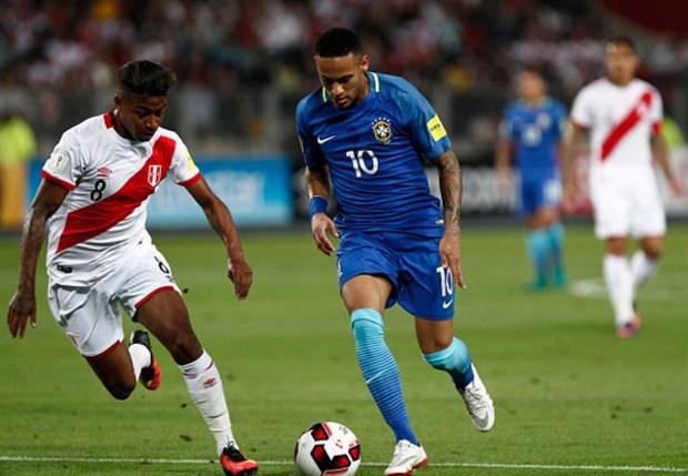 Thắng nhẹ Peru, Brazil đâu chỉ có Neymar
