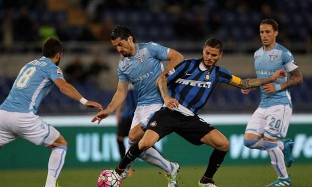 02h45 ngày 22/12, Inter vs Lazio: Diều nào sẽ bay tiếp