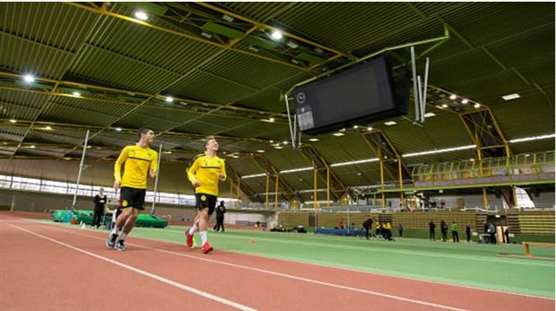 Dàn sao Dortmund 'rỉ máu' trong buổi kiểm tra sức khỏe - Bóng Đá