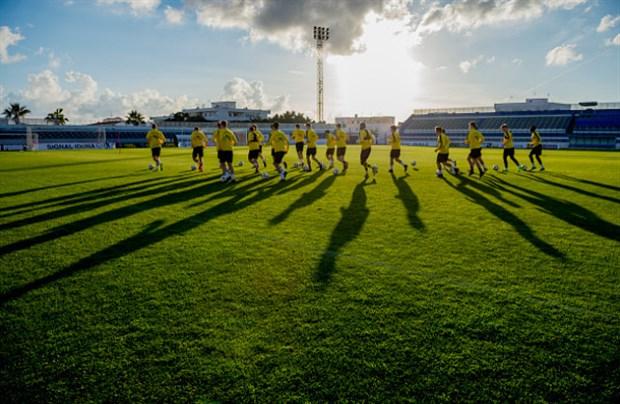 Cận cảnh một ngày 'cày' thể lực của Dortmund