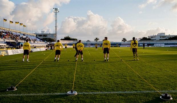 Cận cảnh một ngày 'cày' thể lực của Dortmund - Bóng Đá