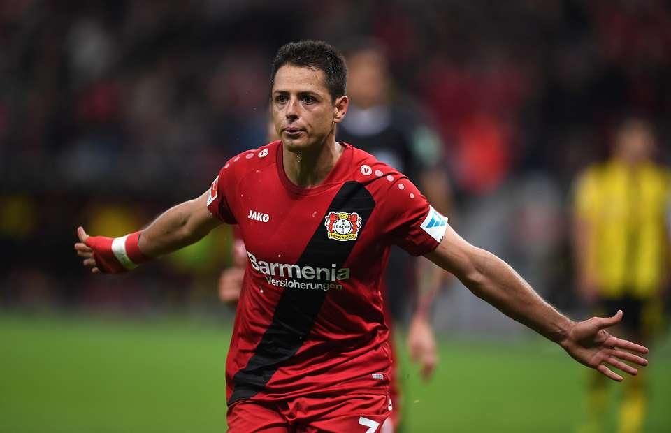 Javier Hernandez chính từ chối Chelsea và Liverpool - Bóng Đá