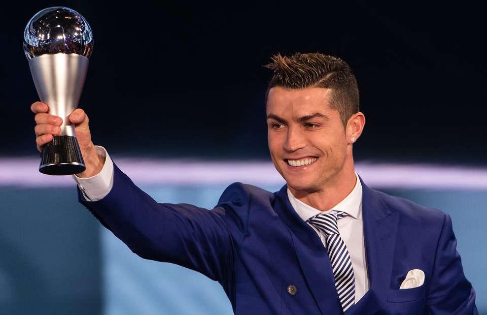 Những cái tên đã được Ronaldo bình chọn là 'Cầu thủ của năm' - Bóng Đá