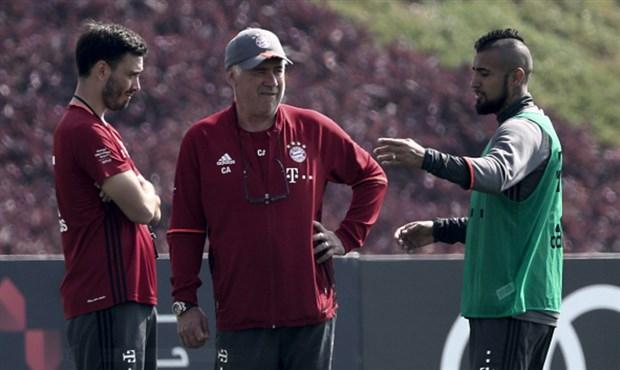 Bayern đá tập máu lửa như thiệt tại Doha - Bóng Đá