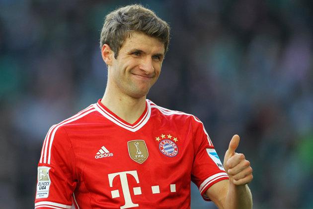 Chelsea sẵn sàng bỏ 75 triệu bảng vì Thomas Muller