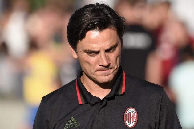 Sau nửa năm hợp tác, Milan đã vội 'trói chân' Montella