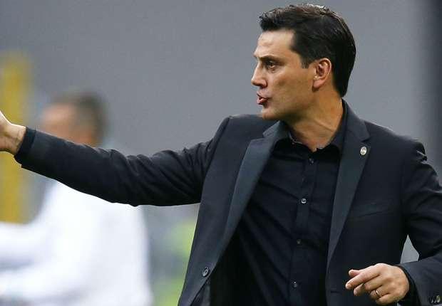 Milan thua 3 trận liền, Montella vẫn nói cứng - Bóng Đá