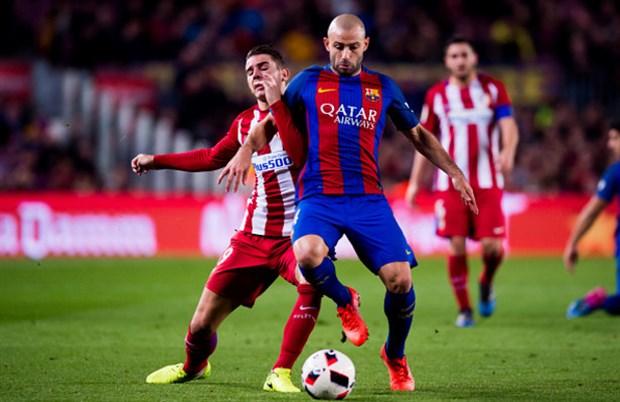 Suarez ghi bàn, nhận thẻ đỏ và đưa Barca vào chung kết cúp Nhà vua