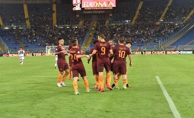 Crotone vs Roma - Bóng Đá