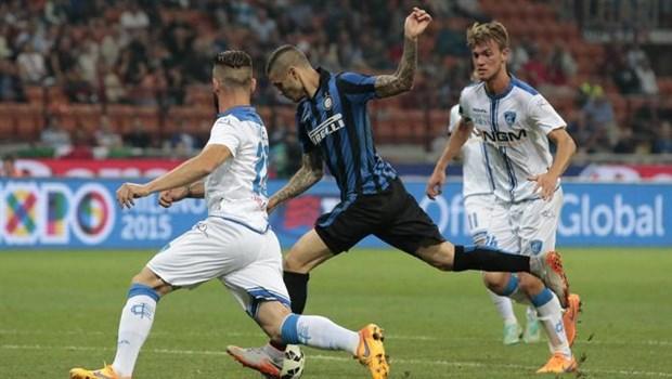 21h00 ngày 12/02, Inter Milan vs Empoli: Lời khẳng định từ Milano - Bóng Đá