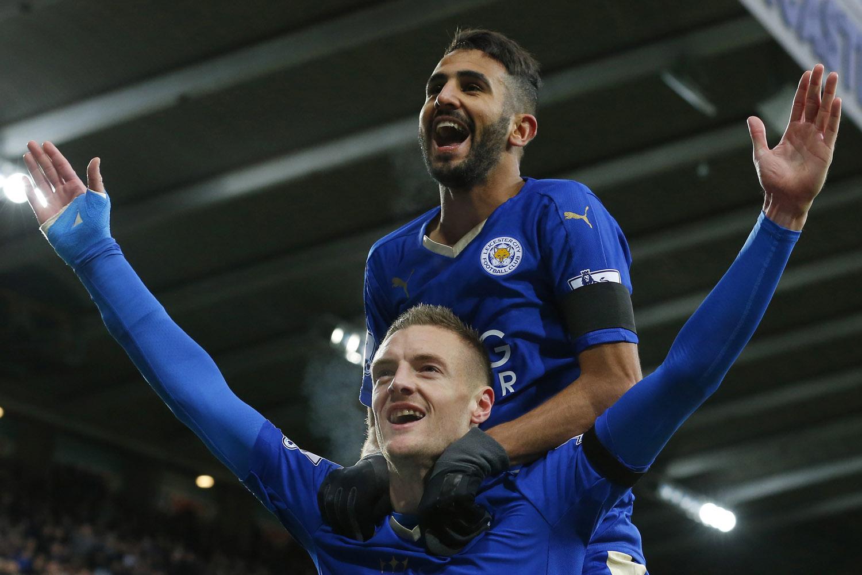 'Muốn trụ hạng, Leicester nên loại Vardy và Mahrez' - Bóng Đá