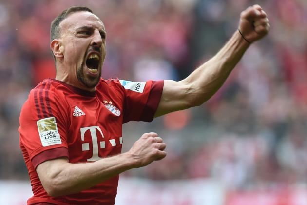 Bayern mất Ribery trước ngày chiến với Arsenal - Bóng Đá