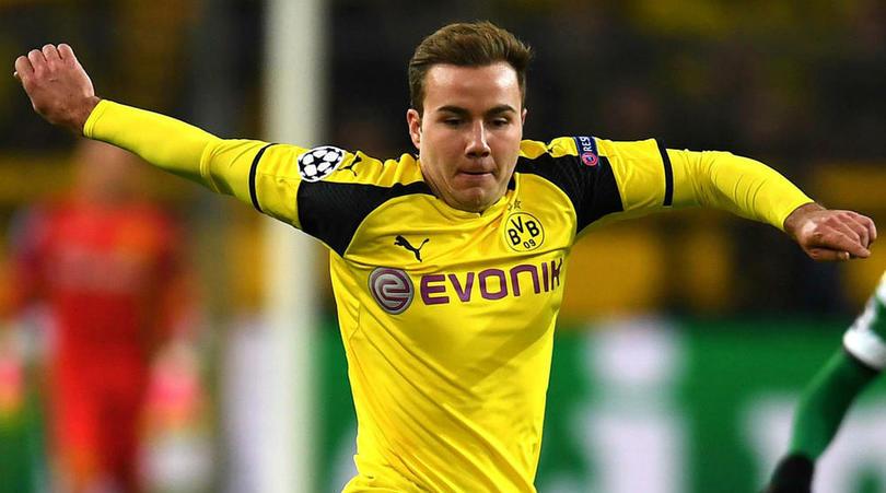 Hồi phục chậm, Gotze không thể bay sang Bồ cùng Dortmund - Bóng Đá