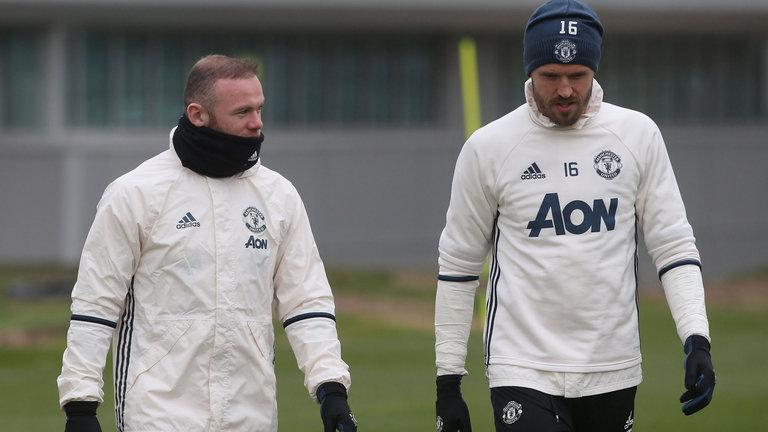 Rooney tiếp tục bị Mourinho cho ra rìa - Bóng Đá