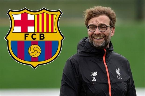Guardiola từ chối, Barcelona cân nhắc tiếp cận Klopp