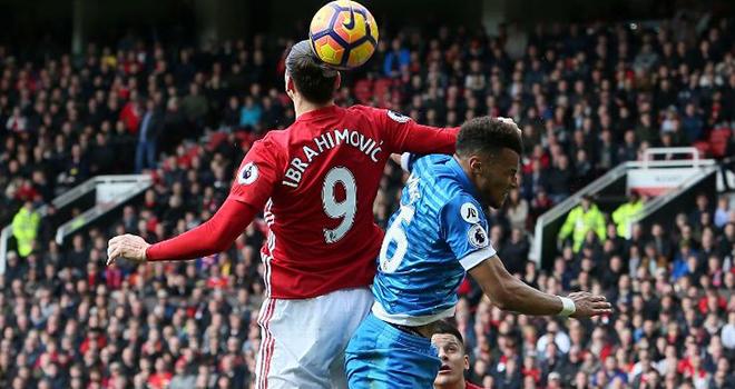 Ibrahimovic tuyên bố sẵn sàng nhận án cấm thi đấu từ FA - Bóng Đá
