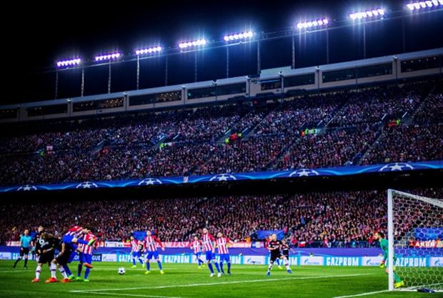 Chùm ảnh: Thủ đúng bài, Atletico lại tiến sâu ở Champions League - Bóng Đá