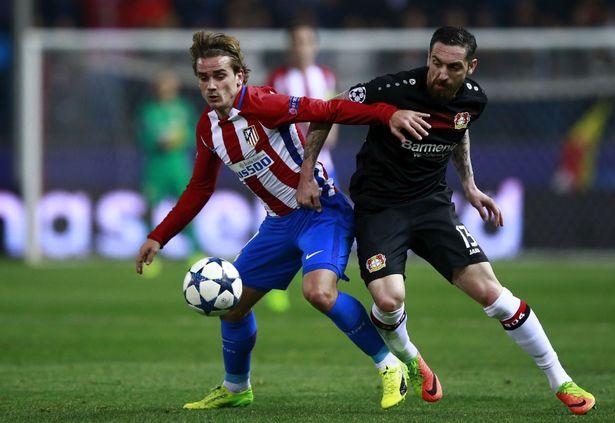 Griezmann: 'Tương lai của tôi, hãy để Atletico quyết định' - Bóng Đá