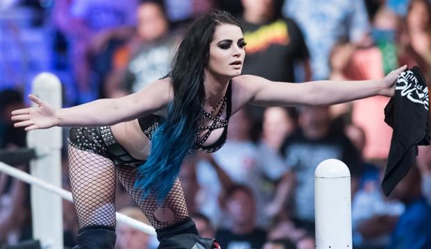 Paige - Kiều nữ bị lộ clip sex của WWE - Bóng Đá