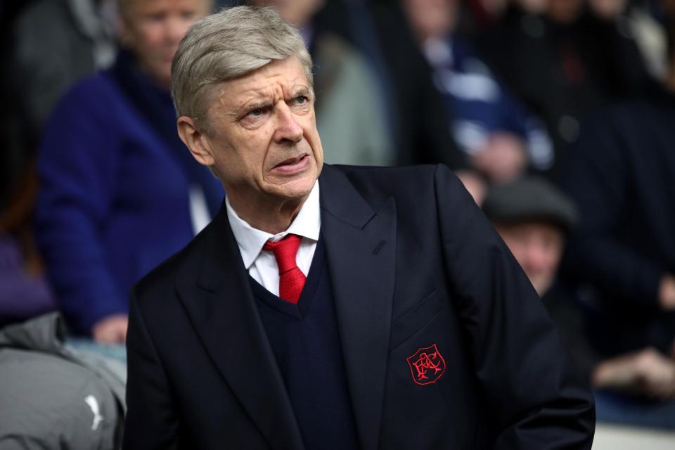 PSG để sẵn hợp đồng 2 năm chờ Wenger - Bóng Đá