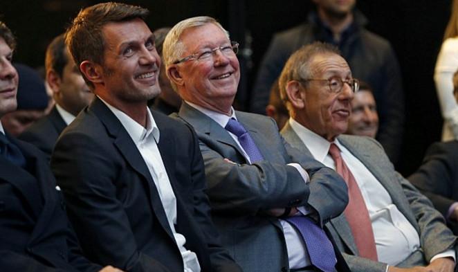 Sir Alex khuyên Man Utd nên dồn sức cho Europa League - Bóng Đá
