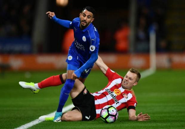 Thắng Sunderland, Leicester tiếp tục làm nên điều không tưởng - Bóng Đá