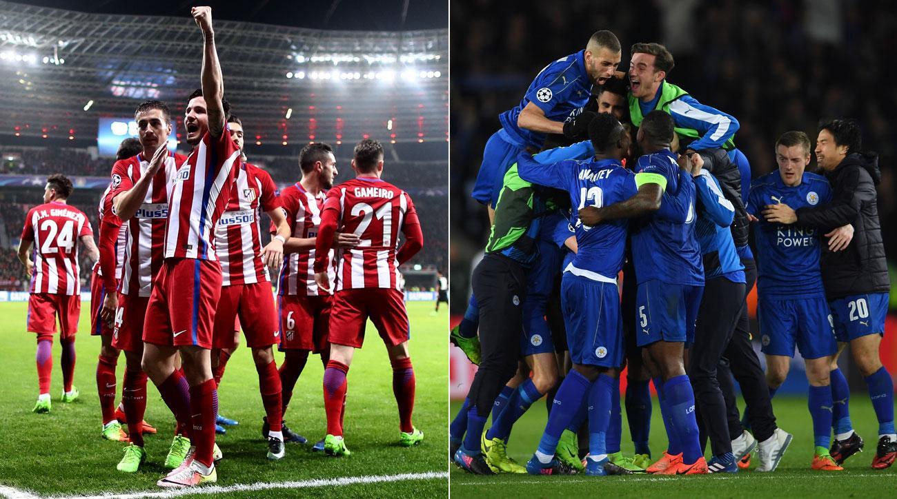 Tâm điểm Atletico vs Leicester: Những lá chắn thép - Bóng Đá