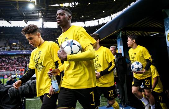 Sốc: Dortmund tính chuyện rút khỏi Champions League - Bóng Đá