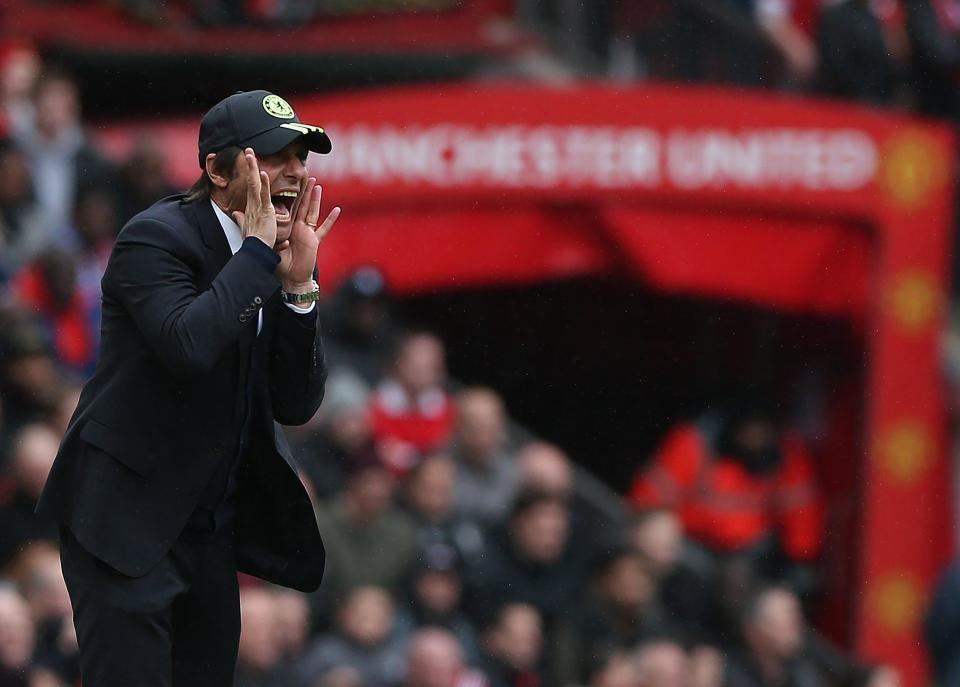 Thua Man Utd, Conte nâng 'độ khó' trong các buổi tập của Chelsea - Bóng Đá