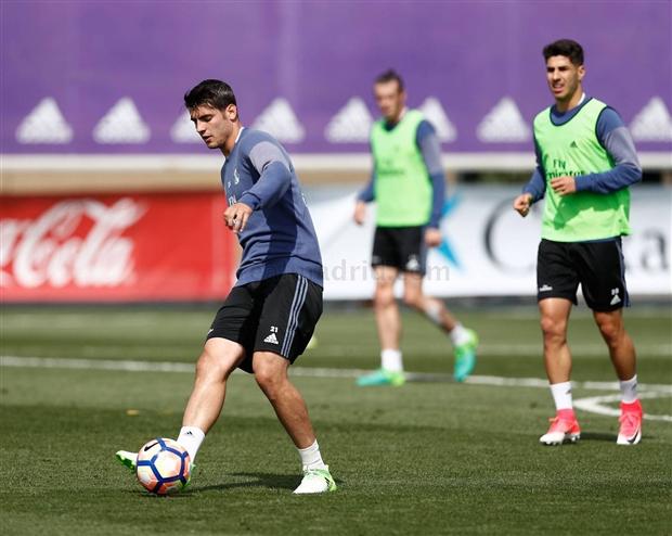 Bale trở lại, sân tập của Real 'bùng cháy' trước thềm El Clasico - Bóng Đá
