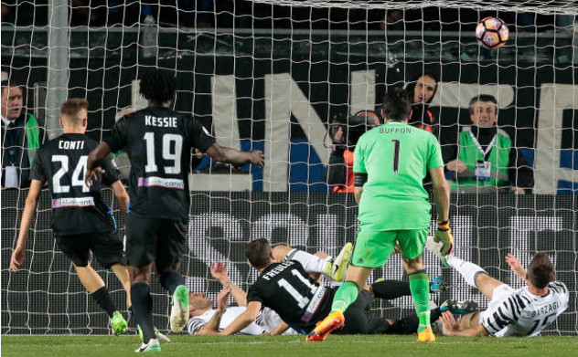 Hòa Atalanta, Juventus lần đầu chơi tệ trước thềm Champions League