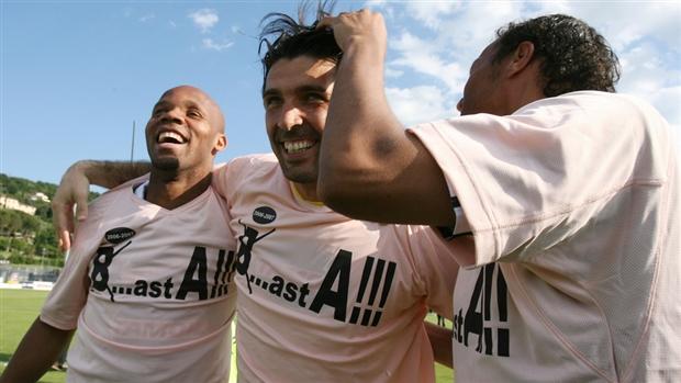 Ngày này năm xưa: Juve chính thức trở lại Serie A  - Bóng Đá