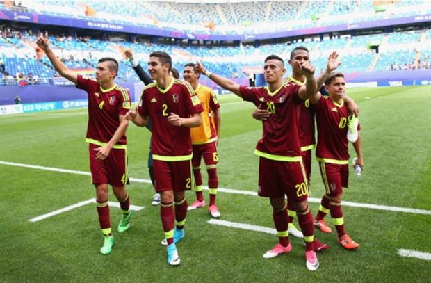 Mơ vô địch, U20 Đức tỉnh mộng nhờ U20 Velezuela  - Bóng Đá