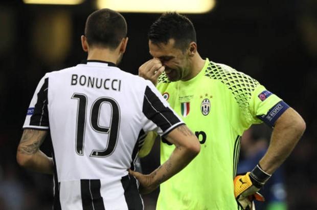 Chấm điểm Juventus: Đó chẳng phải là Buffon - Bóng Đá