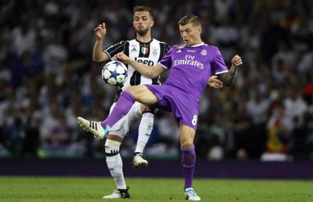 Chấm điểm Real: Không phải Ronaldo, người hùng chính là Casemiro - Bóng Đá