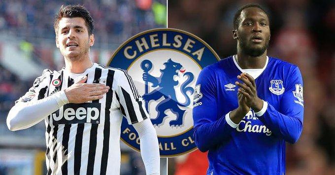 Balotelli, Lukaku và những ứng viên thay thế Costa tại Chelsea - Bóng Đá