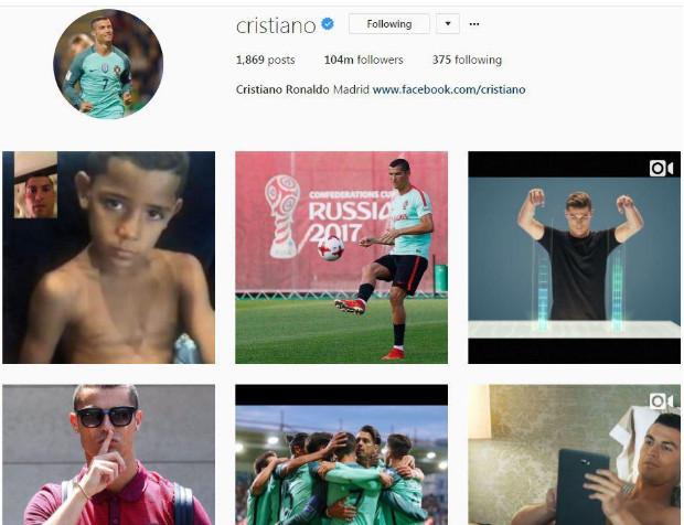 Thay đổi ảnh đại diện, Ronaldo đã hết tình với Real? - Bóng Đá