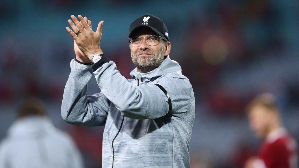 Klopp tuyên bố vẫn trọng dụng cầu thủ trẻ của Liverpool - Bóng Đá