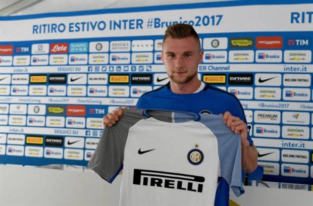 Tân binh Valero lặng lẽ trong ngày đầu gia nhập Inter - Bóng Đá