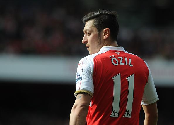 Ozil: