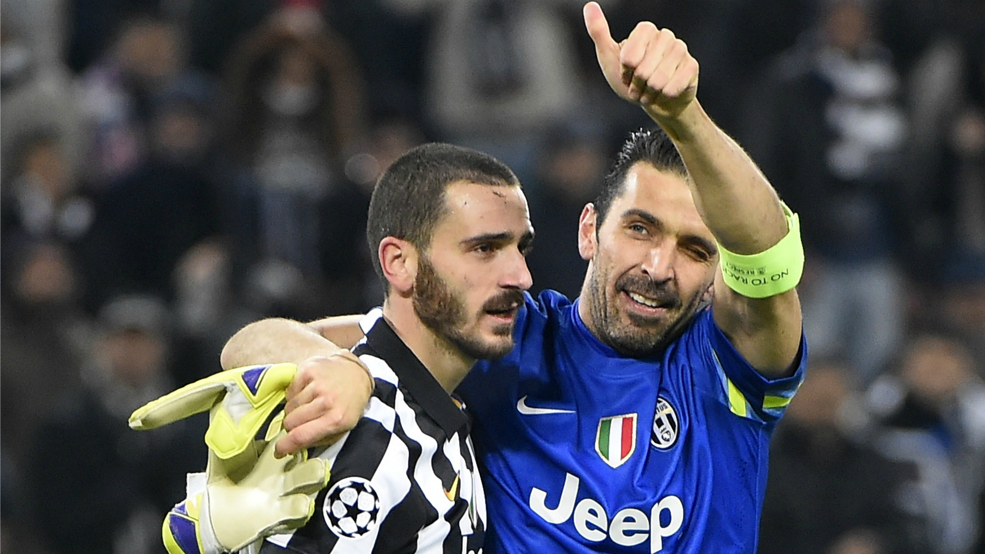 SỐC: Chỉ mình Buffon muốn Bonucci ở lại Juventus