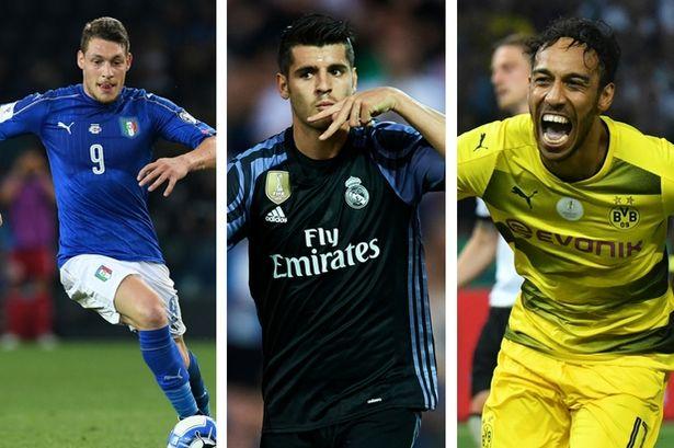 NÓNG: Milan tuyên bố sẽ có Belotti, Morata hoặc Aubameyang - Bóng Đá